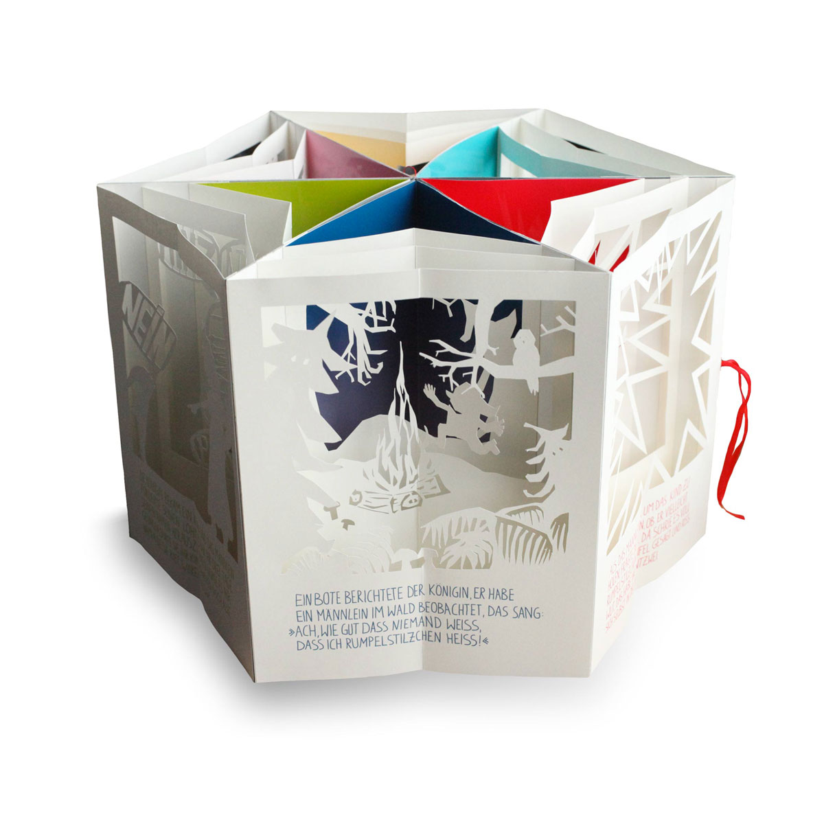 Die Cut Book Cover Design : Felicitas horstschäfer graphic design illustration